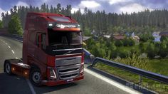 You can play this amazing simulation game. Additionally it also plays a role of an add-on for Euro Truck Simulator 2. All you need is to race as fast