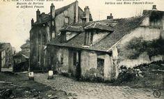 Montmartre Paris, Paris Cafe, Vintage Pictures, Old Pictures, Old Photos, Old Paris, Vintage Paris, Paris Photography, Vintage Photography