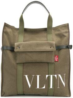 53790f1fcba Valentino Garavani VLTN tote bag Valentino Bags, Valentino Garavani, Men s  Totes, Tote Bags