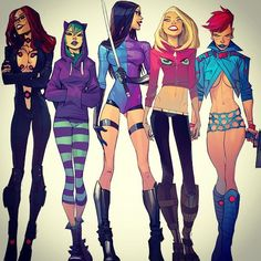 Mutant Chasers by Otto Schmidt Female Character Design, Character Design References, Character Concept, Character Art, Animation Character, Character Sketches, Otto Schmidt, Comic Manga, Manga Comics