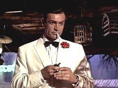 Sean Connery/James Bond    The Best James Bond ... soooo Handsome