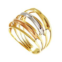 Vivara golden ring