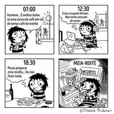 Satirinhas - Quadrinhos, tirinhas, curiosidades e muito mais! - Part 20