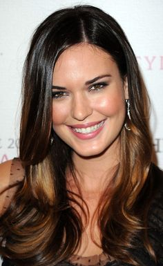 Odette Annable...Can I have your hair please