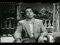 Tu Pyar Ka Sagar Hai [seema] 1955 Beautiful song....