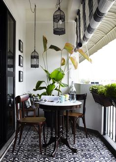Interior Design Singapore | Singapore Renovation | Three-D Conceptwerke (Love the tiles)