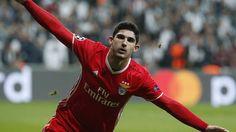 Gonçalo Guedes pronto para a despedida do SL Benfica, após 10 anos ao seu serviço!?...