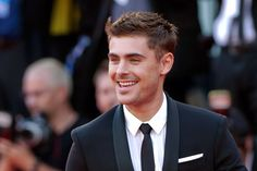 Zac Efron is hot.