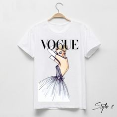 Fashion Le Vogue Shirts