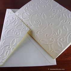 All Occasion Note Cards Set (Sophisticated, Elegant Cards for Congratulations, Thank You). $8.00, via Etsy.