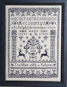 Deer - Cross Stitch Patterns & Kits - 123Stitch.com