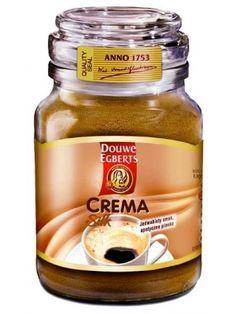 Crema Silk Kawa rozpuszczalna  • kawa rozpuszczalna • bogaty, głęboki smak • selekcjonowane ziarna