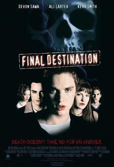 *2000 - Final Destination   Destino final