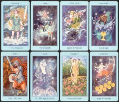 The Celestial Tarot