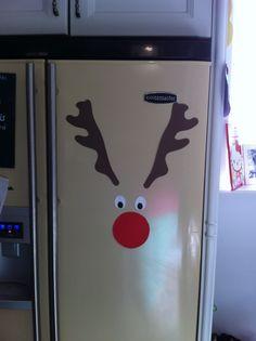 Creative Holiday Refrigerator D 233 Cor Ideas New Life