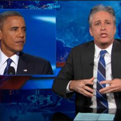 Stewart Slams Obama Again: You Can't Keep Saying You Found Out About News At The Same Time As Us!