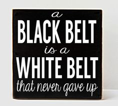 Hey, I found this really awesome Etsy listing at https://www.etsy.com/listing/200331513/black-belt-wood-sign-karate-white-belt