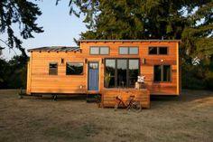 High-End Cedar Tiny Home From Tiny Luxury