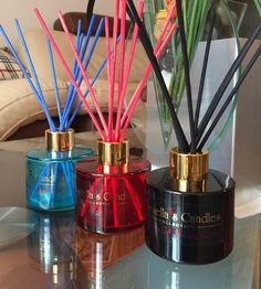 Our Reed Diffuser collection #airfreshener #diffuser #luxury #home