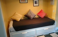 The Bed   Looking for Blue Sky Sky, Posts, Blog, Furniture, Home Decor, Heaven, Messages, Room Decor, Home Interior Design