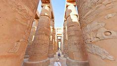 Tours de un día en Luxor, El Templo de Karnak http://www.espanol.maydoumtravel.com/Viajes-y-Tours-a-Egipto/4/0/