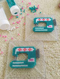 Perler Beads Tea Coaster - Minecraft World 2020 Perler Bead Designs, Easy Perler Bead Patterns, Melty Bead Patterns, Perler Bead Templates, Hama Beads Design, Diy Perler Beads, Perler Bead Art, Pearler Beads, Beading Patterns