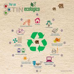 Infografía: Reciclaje