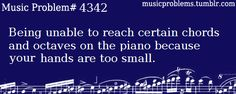 Music Problems. This is me. I've never played a Rachmaninov comp and I'm kind of scared to try lol
