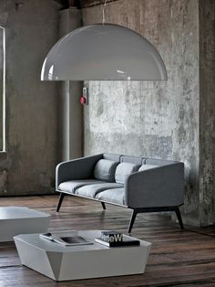 interior design and decor with a little fun and social justice thrown in here and there Gray Interior, Apartment Interior Design, Best Interior, Modern House Design, Modern Interior Design, Interior Architecture, Mesa Sofa, Objet Deco Design, Style Loft
