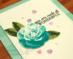 Creativity Within : Picture Perfect - Stampin' Up! Sneak Peek