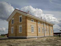 Contemporary house after the traditional Finnish farmhouse model. Kitinoja new suburb with traditional style |  kitinojan perinnekylä - Google-haku