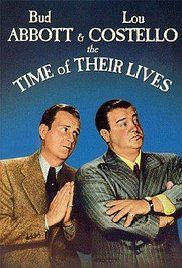 "A great Comedy  about the American Revolutionary War!  ""The Time of Their Lives"" was made in 1946. In it, comedians Bud Abbott and Lou Costello play Revolutionary War patriots mistakenly branded as traitors. As ghosts, they return to 20th-century New England to retrieve a letter from George Washington that will prove their innocence."