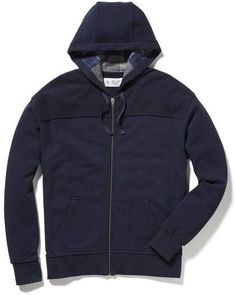 Classic Fit - relaxed fit with room in the chest and waist; Urban Fashion, Mens Fashion, Stylish Mens Outfits, Hoodies, Sweatshirts, Penguins, Hooded Jacket, Shoulder, Sweaters