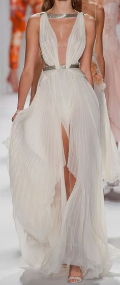 J Mendel Goddess Gown - I ADORE this dress!