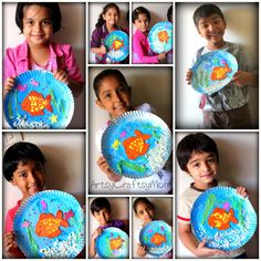 island craft for kids - Google Search