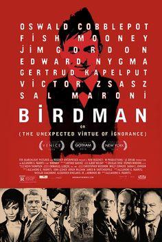 Birdman; Penguin. (Batman, Gotham) <<< I'd see this