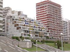MAR del PLATA - Edificio Bonet 01 (arq. Antonio BONET)
