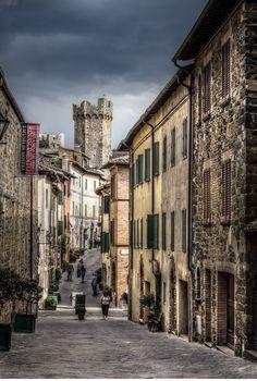 Montalcino - Toscana