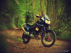1992 Yamaha XTZ 750