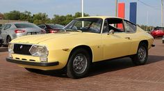 1971 Lancia Fulvia Sport Zagato Maintenance of old vehicles: the material for new cogs/casters/gears/pads could be cast polyamide which I (Cast polyamide) can produce Pontiac Catalina, Mini Trucks, Yellow Painting, Classic Cars Online, Fiat, Old Cars, Auction, Vehicles, Sports