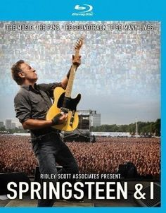 'Springsteen & I' concert film coming to Blu-ray and DVD Oct 29th
