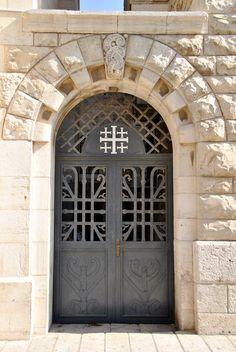 Jerusalem Cross, Israel