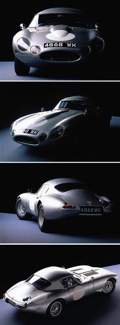 1964 Jaguar Type E Lightweight.
