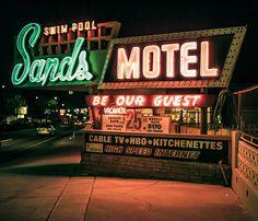 30 best the sands motel images hotel motel old signs. Black Bedroom Furniture Sets. Home Design Ideas
