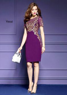 Embroidery Face Dress Classy 22 Ideas For 2019 Elegant Dresses, Beautiful Dresses, Vintage Dresses, Mermaid Prom Dresses Lace, Lace Dress, Short Dresses, Summer Dresses, Formal Dresses, Cocktail Vestidos