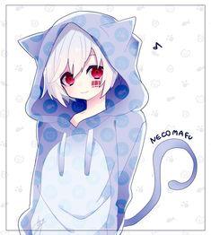 Moe Anime, Anime Neko, Anime Kawaii, Manga Anime, Neko Boy, Chibi Boy, Cute Chibi, Boy Cat, Cute Anime Boy