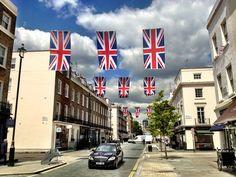 Well, here's where I lived in London.  #Belgravia  #Elizabeth Street  #SW1