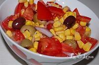 Prajitura marmorata la tigaie - reteta pe pasi cu POZE - LaLena.ro Romanian Food, Fruit Salad, Sweets, Salads, Fruit Salads