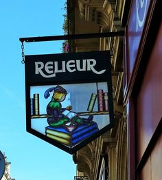 Relieur - Paris
