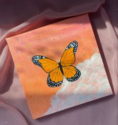 Small Canvas Paintings, Easy Canvas Art, Small Canvas Art, Cute Paintings, Mini Canvas Art, Diy Canvas, Easy Canvas Painting, Acrylic Canvas, Beautiful Paintings